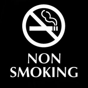 Non smoking home & seller.